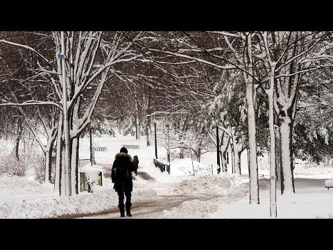 Climate change could melt away dreams of white Christmases in Canada