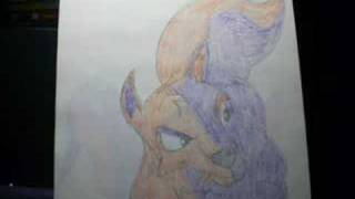 Neopet Drawing 101-Split Lupe