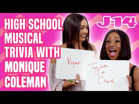 DCOM High School Musical Trivia With Monique Coleman