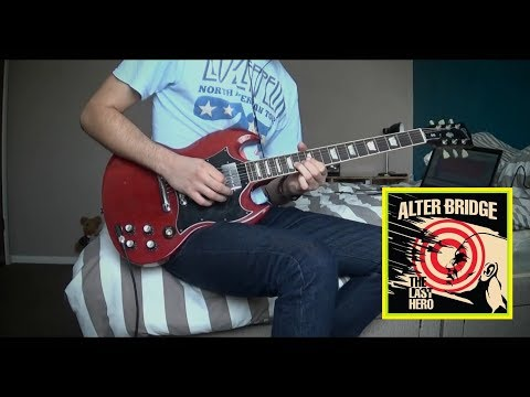 Crows on a Wire - Alter Bridge/Myles Kennedy - Guitar Solo Cover
