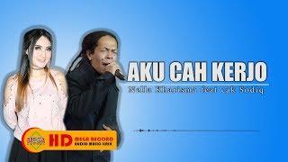 Gambar cover Nella Kharisma feat. Sodiq - Aku Cah Kerjo [OFFICIAL LYRIC]