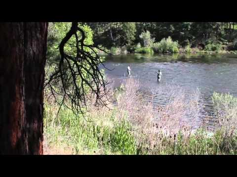 Grant's Getaways: Klamath River Trout Fishing