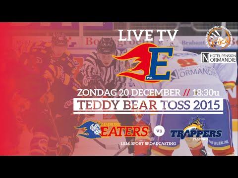 Live stream REDS Report // TEDDY BEAR TOSS 20 DECEMBER 2015