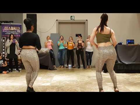 Isabelle Crepin  & Adeline, Kizomba Lady Styling  (2) @ Kizomba Open Festival 2018 Mp3