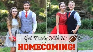 One of Brooklyn and Bailey's most viewed videos: Get Ready With Us HOMECOMING 2015