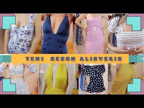 Yeni Sezon Denemeli Mayo ve Elbise Alışverişim להורדה