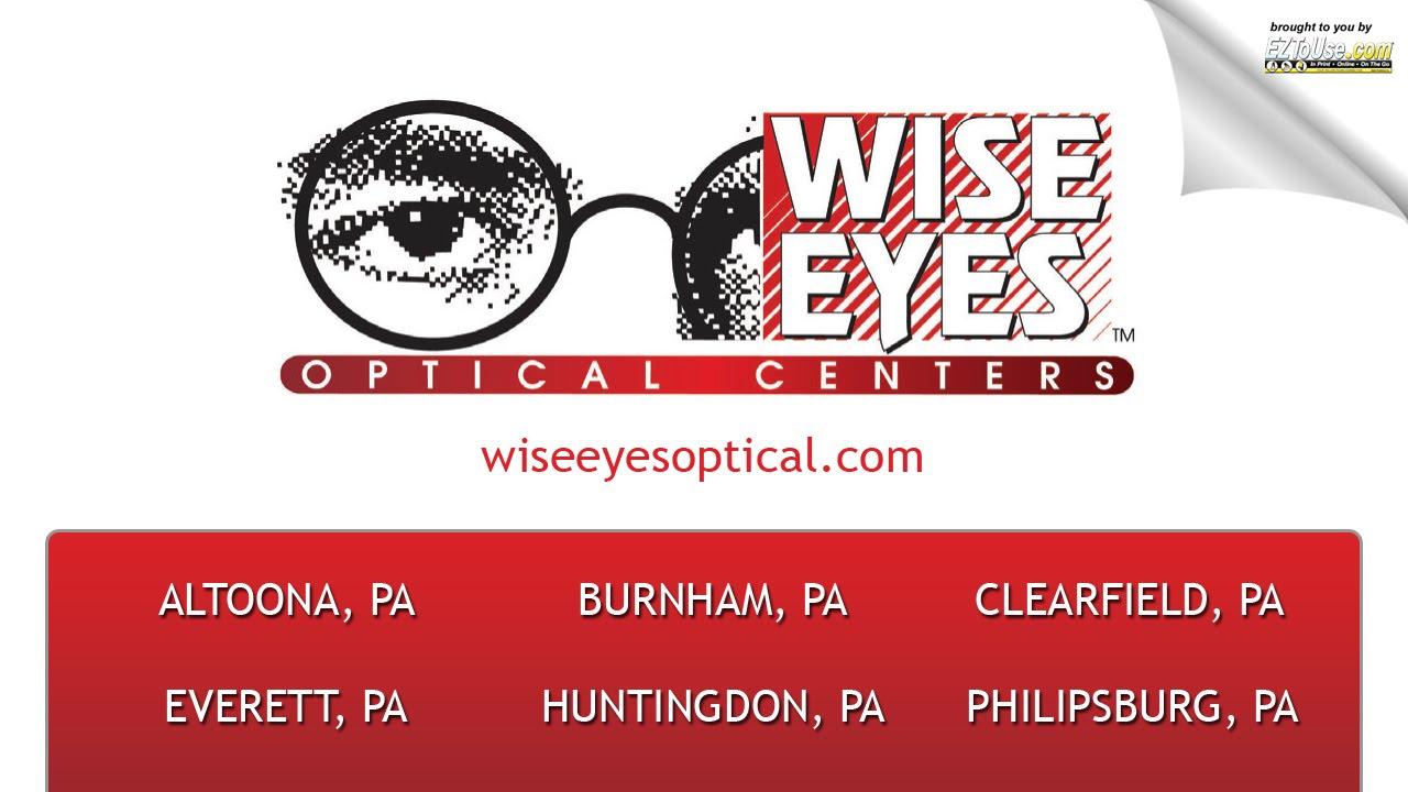 04b17816e71 Wise Eyes Optical - Customer Experience - YouTube