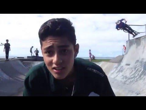 Vlogasode 8 : 3 skate parks in one day