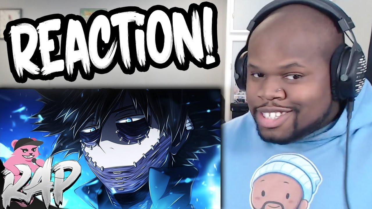 "Dabi Rap Reaction | ""Blue Flame"" 