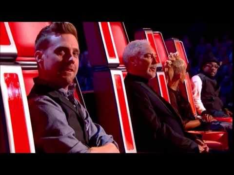 The Voice Uk 2015 Ricky Wilson Best Moments - Part1