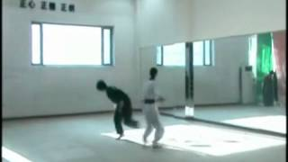 2PM Chansung Predebut Martial Arts