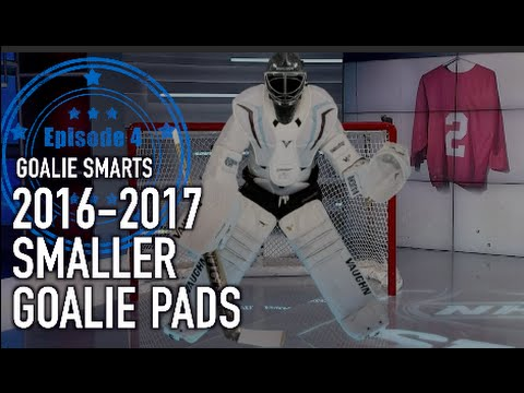 16′ 17′ NHL Goalie Equipment Regulations – Goalie Smarts Ep 4