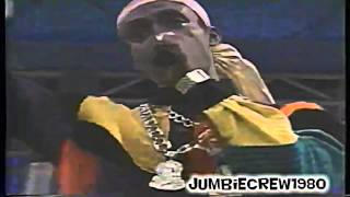 BUJU BANTON VS NINJA MAN @ SUNSPLASH 1992 - Rádio e Revista Reggae Brasil