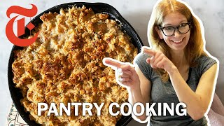 How to Cook from the Pantry | Tuna Gratin | NYT Cooking