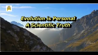 One Mountain Recap from Episode 231 Evolution Is Personal: A Scientific Truth