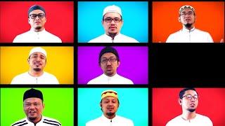 Preview, BURDAH Gabungan 9 Artis Nasyid Ternama
