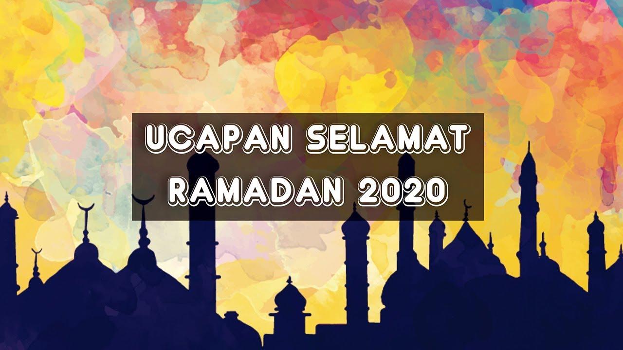 Marhaban Ya Ramadhan Ini Deretan 30 Ucapan Selamat Ramadhan 2020