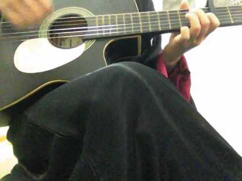 cover guitar butterfly melly goeslow -OST Dejavu di kinabalu