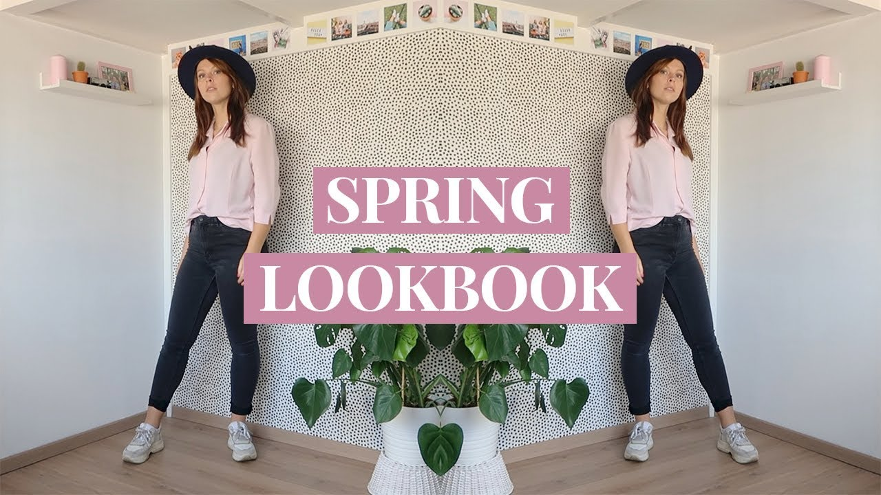 [VIDEO] - SLOW FASHION ? spring lookbook 2019 1