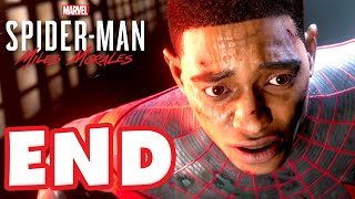 ENDING! - Spider-Man: Miles Morales - PS5 Gameplay Walkthrough Part 10 (PS5 4K)