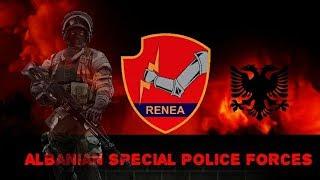 RENEA 2018 Albanian Special Police Force