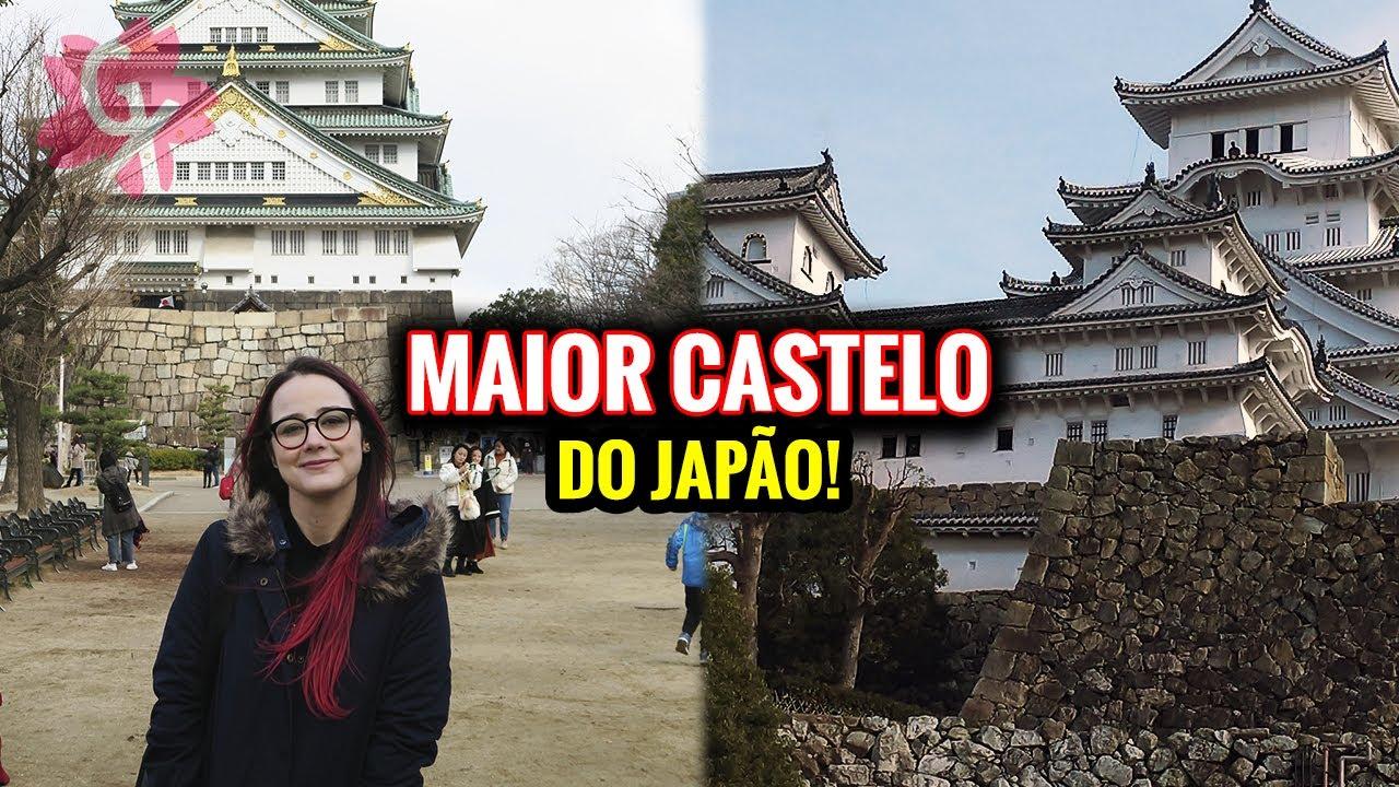 CASTELOS DE SAMURAIS e TEMPLOS no JAPÃO!
