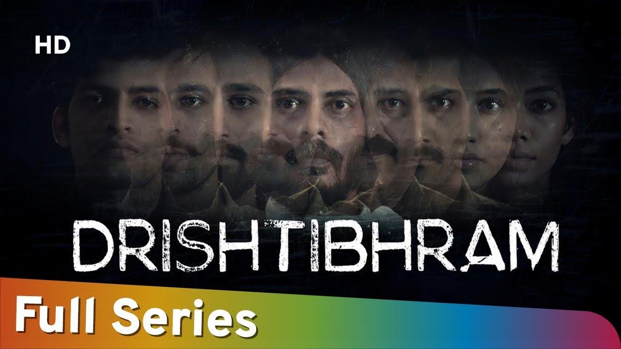 Download Drishtibhram   Jasmine Kaur   Piyush Wankhede   LEONARD LEO   Thriller   Latest Web Series