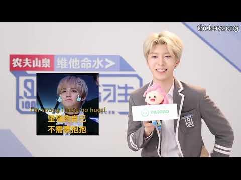 [ENG] Fan Cheng Cheng (范丞丞) : PAOPAO Interview