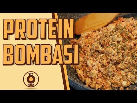 PROTEIN BOMBASI Lor Tava - 51 Gram Protein | FitYemek