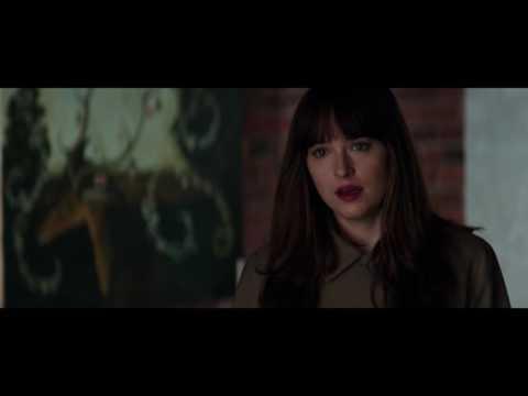FIFTY SHADES DARKER Movie Clip 'Leila surprises Ana'   Dakota Johnson  Bella Heathcote