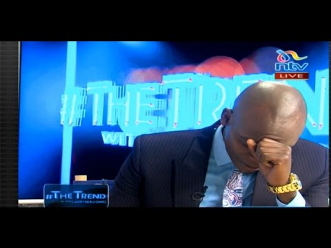 'One song made Kenyans insult me and think I am trash, I felt really bad' - Jimmy Gait #theTrend