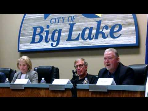 Big Lake Broadband Mtg: Questions
