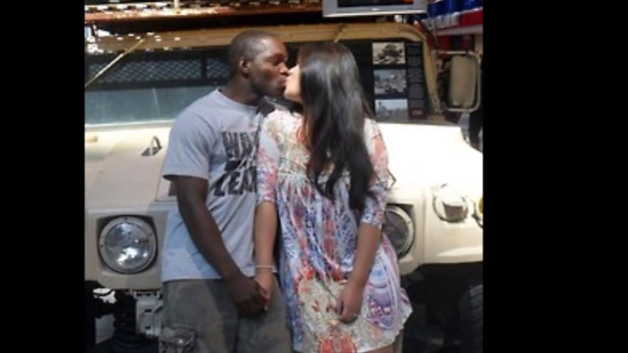 Black Guy White Girl Couples - Youtube-4680