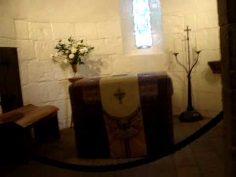 St.Margaret'sChapel at EdinburghCastle