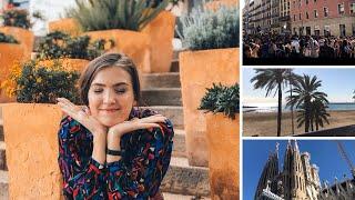 Протесты Барселона 2019 Шоппинг цены винтажные магазины Часть 1