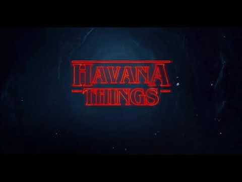 Havana Things: Hava (Camila Cabello Ft. Young Thug) Vs. Stranger Things Theme (C418 Remix) Mashup