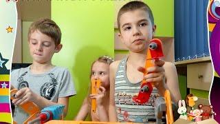 Детские инструменты обзор. Инструменты для детей. Інструменти для дітей.