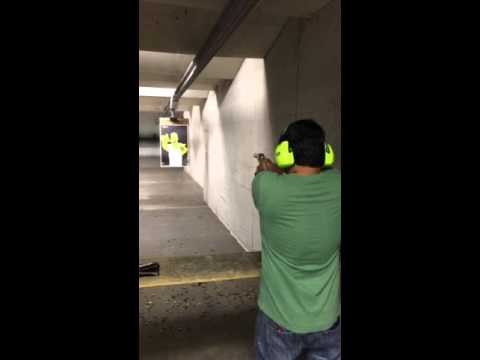 Shooting KNV-34 357 4-5/8 - 357MAG at Colonial Academy Richmond