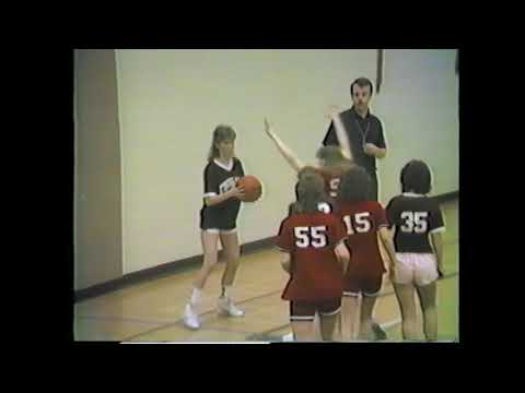 NCCS - Saranac 8th Grade Girls  3-5-87