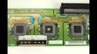 видео Обзор плазменных 3D-телевизоров Samsung PNE8000 (PN60E8000 и др.)