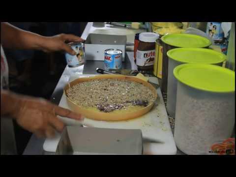 Melihat Pembuatan Kue Bandung dan Kue Pukis Kota Baru Jogjakarta