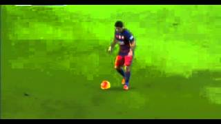Fantastic goal Suarez Luis Barcellona vs Betis 4 - 0 /30 dicembre liga