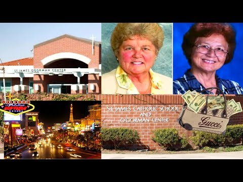 California Nuns Accused Of Stealing $500k From School To Go Gamble In Las Vegas.