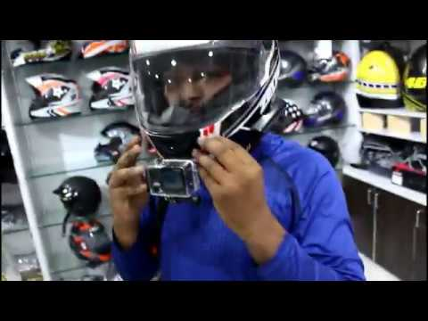 *HINDI* ACTION CAMERA HELMET MOUNTING. M-SEAL. BOND TIGHT. DIY.