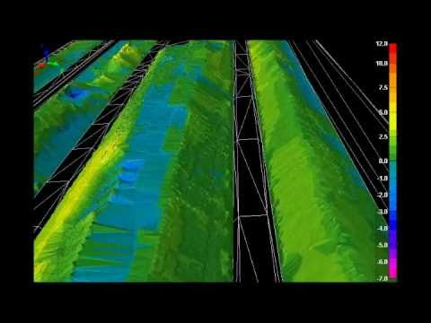 Laser Scanning Survey and 3D Modeling of Lignite stock piles-Amyntaio Mine-Greece