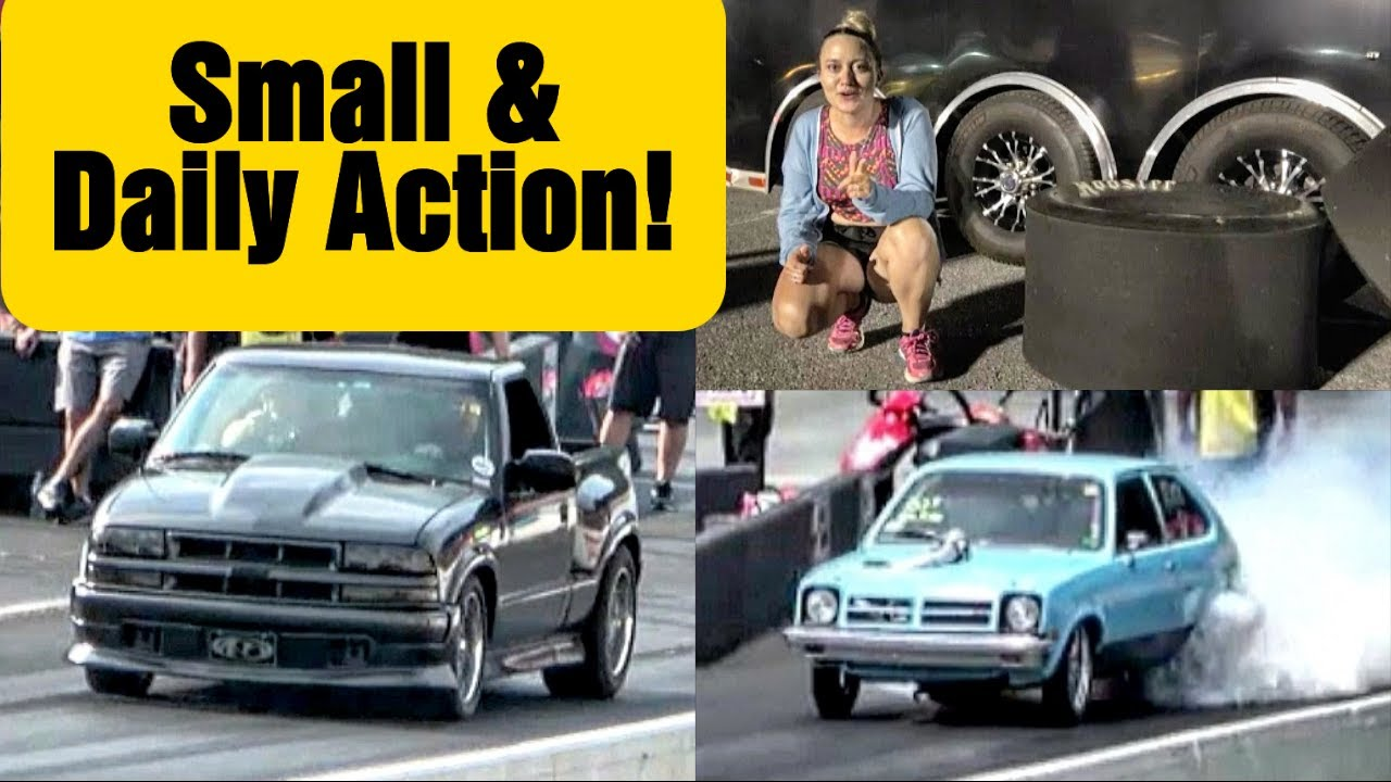 Small Tire & Daily Action with Daddy Dave!!