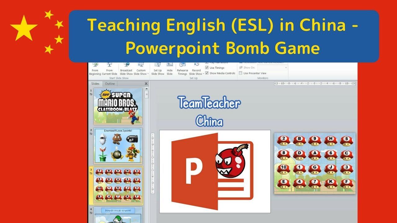 Pokemon PPT Game (Powerpoint Game) - YouTube