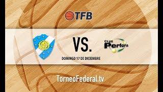 Patagonia: Club Social y Deportivo Sol de Mayo vs. Pérfora de Plaza Huincul   #TFB