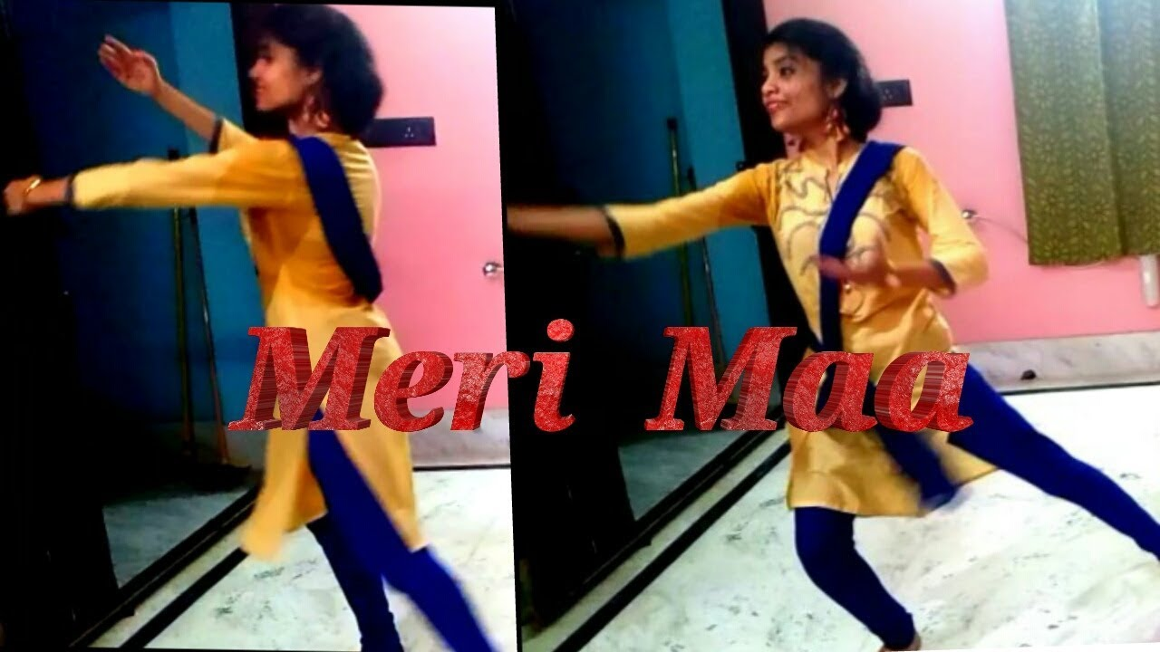 Meri Maa Cover Dance | Cypher |  --- • A Mother's Love •• Contemporary Dance • --- Dance by Shreya