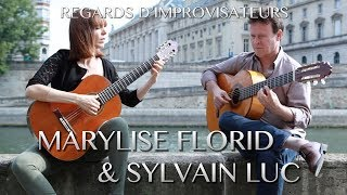 HORS-SERIE #1 - MARYLISE FLORID & SYLVAIN LUC - REGARDS D'IMPROVISATEURS